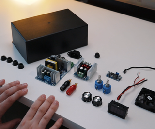 DIY Lab Bench Power Supply [Build + Tests] 16 Steps (with