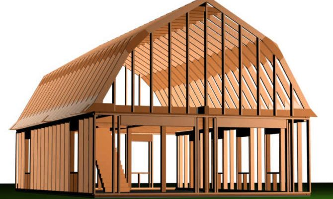 Related Barn Garage Plans Gambrel Roof Style Home Plans Blueprints 67139 Gambrel Barn Gambrel Roof Barn Garage Plans