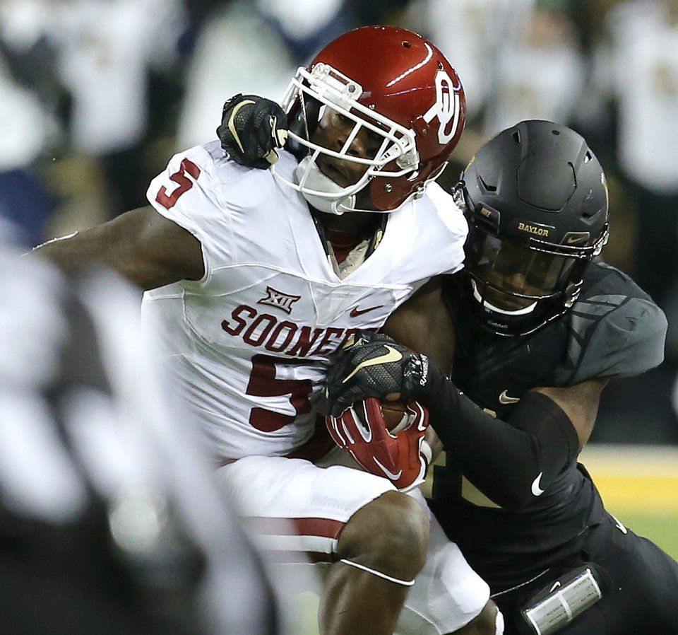 OU football Baker Mayfield leads Sooners past Baylor, 44