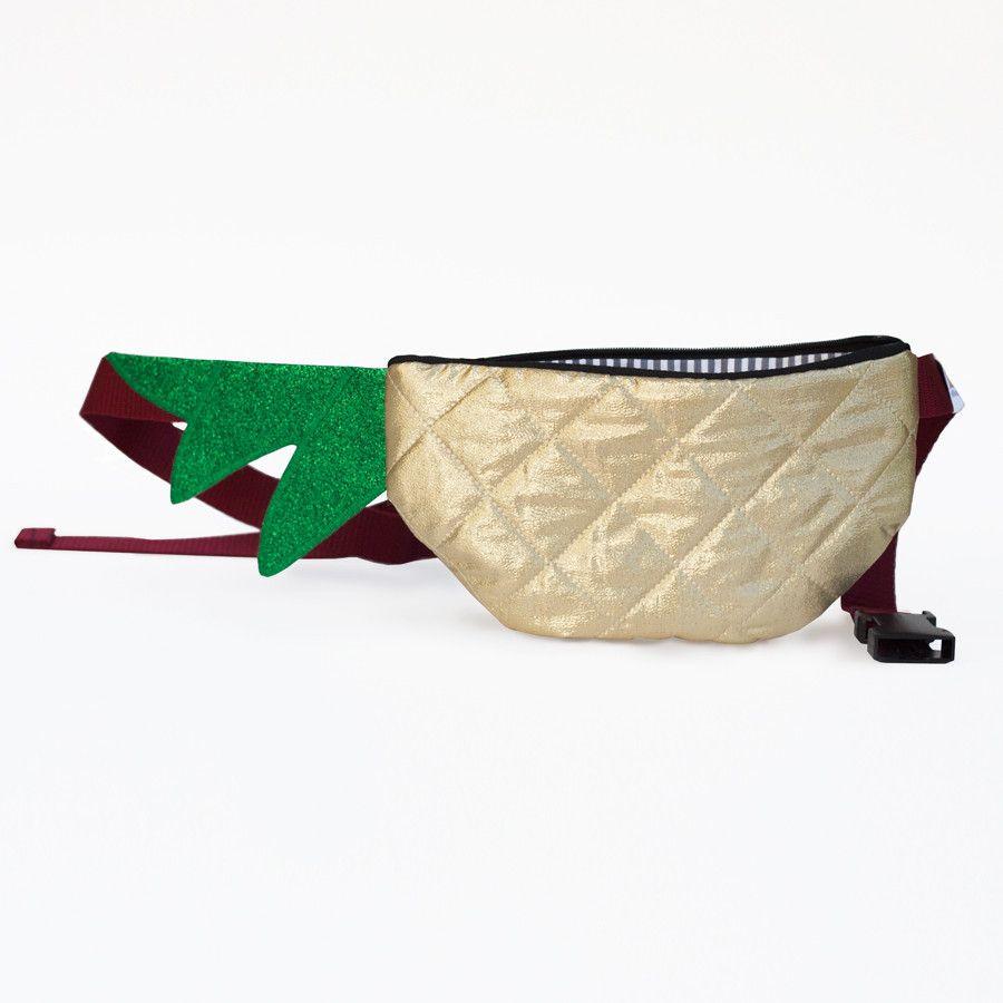 Pineapple Bum Bag