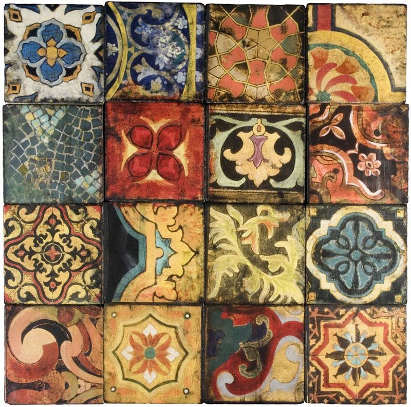 Stunning Custom Tiles Pattern And More Pattern Italian Tiles