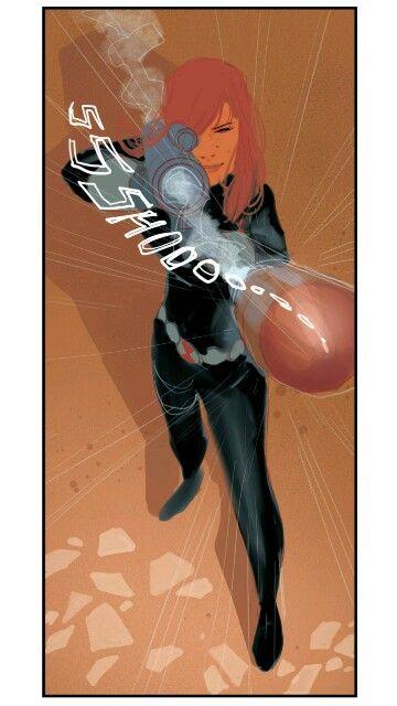 Phil Noto's Black Widow