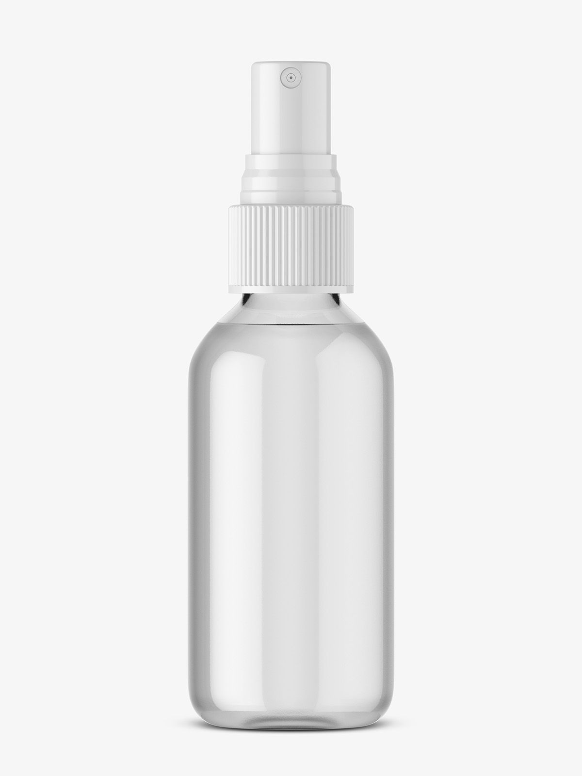 Glass Spray Bottle Mockup Bottle Mockup Glass Spray Bottle