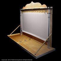 castelet d 39 ombres chinoises et de th tre d 39 ombres kamishibai pinterest nuances th tre. Black Bedroom Furniture Sets. Home Design Ideas