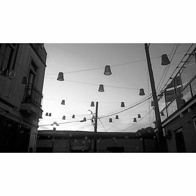 #evening #valparaiso #chile #bwpic #bwstyle