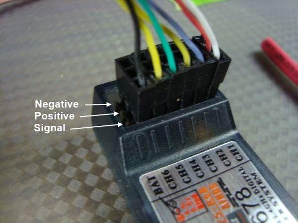cc3d to receiver wiring diagram dual receiver wiring diagram
