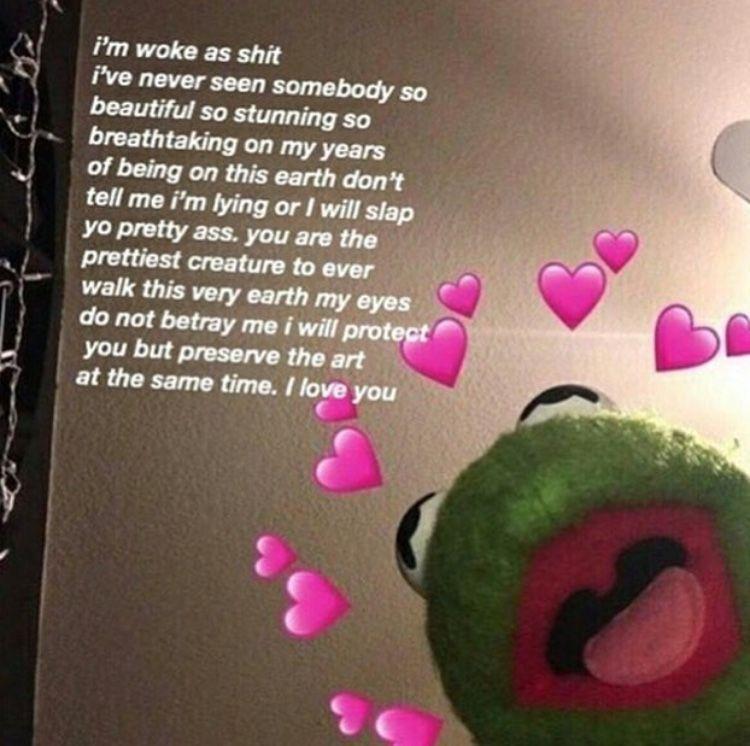Pin by James (ง'̀'́)ง on Love memes Cute love memes