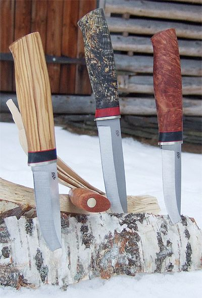 Enzo Nordic Scandinavian Knives Knife Shapes Knife Kitchen Knives