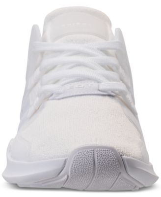 29e6926f863 adidas Men s Eqt Support Adv Casual Sneakers from Finish Line - White 10.5