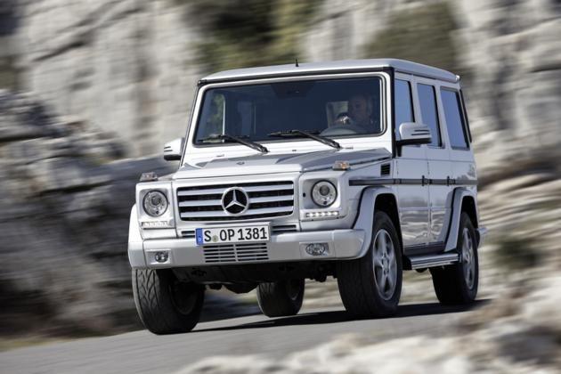 Mercedes truck the 2013 mercedes benz g class truck is for Mercedes benz truck models