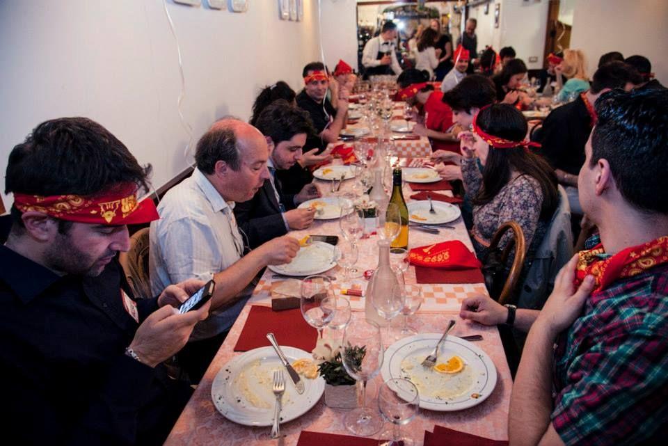 """Elite Event """"Yelp"""" al Piccolo Arancio #Roma"""