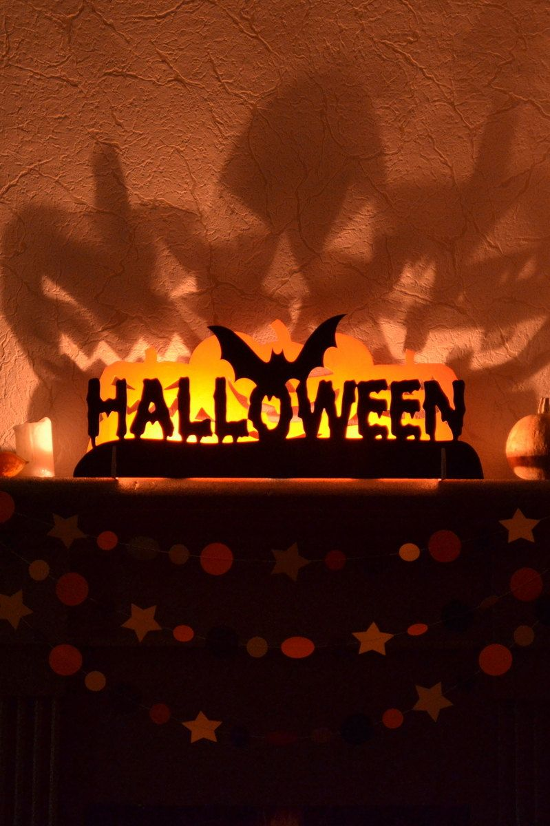 25 Spooky Etsy Halloween Decorations to Get Your Home Ready for the - halloween house decoration