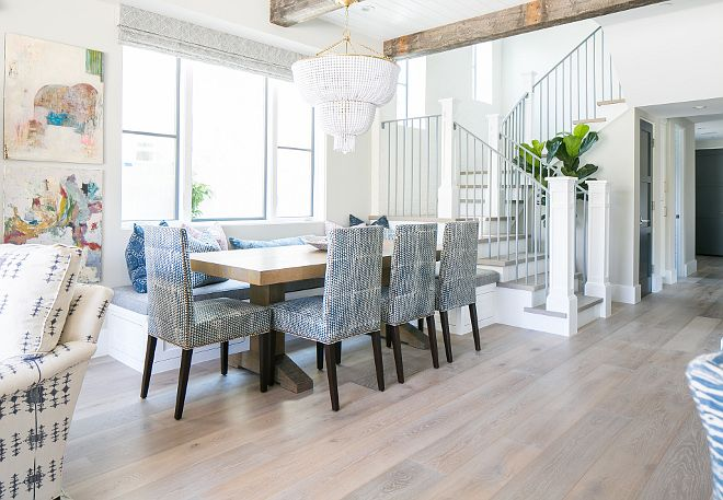 Modern Family Home With Neutral Trendy Interiors Home Bunch An Interior Design Luxury Homes Blog White Oak Floors Luxury Interior Design Interior Design