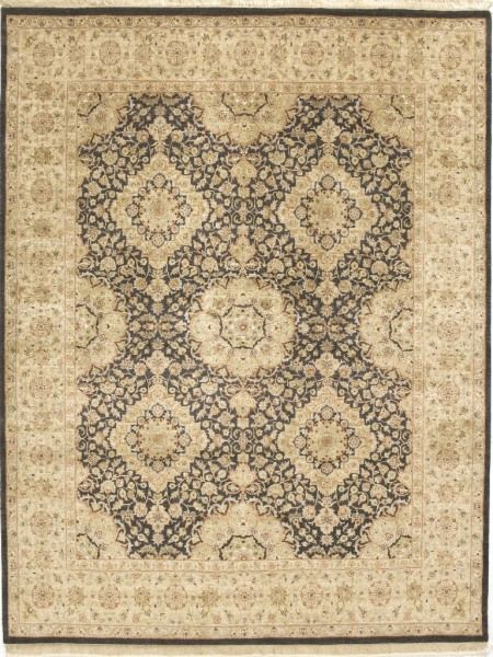 Wool And Silk 4009 Fabric Houses Area Rugs Rugs