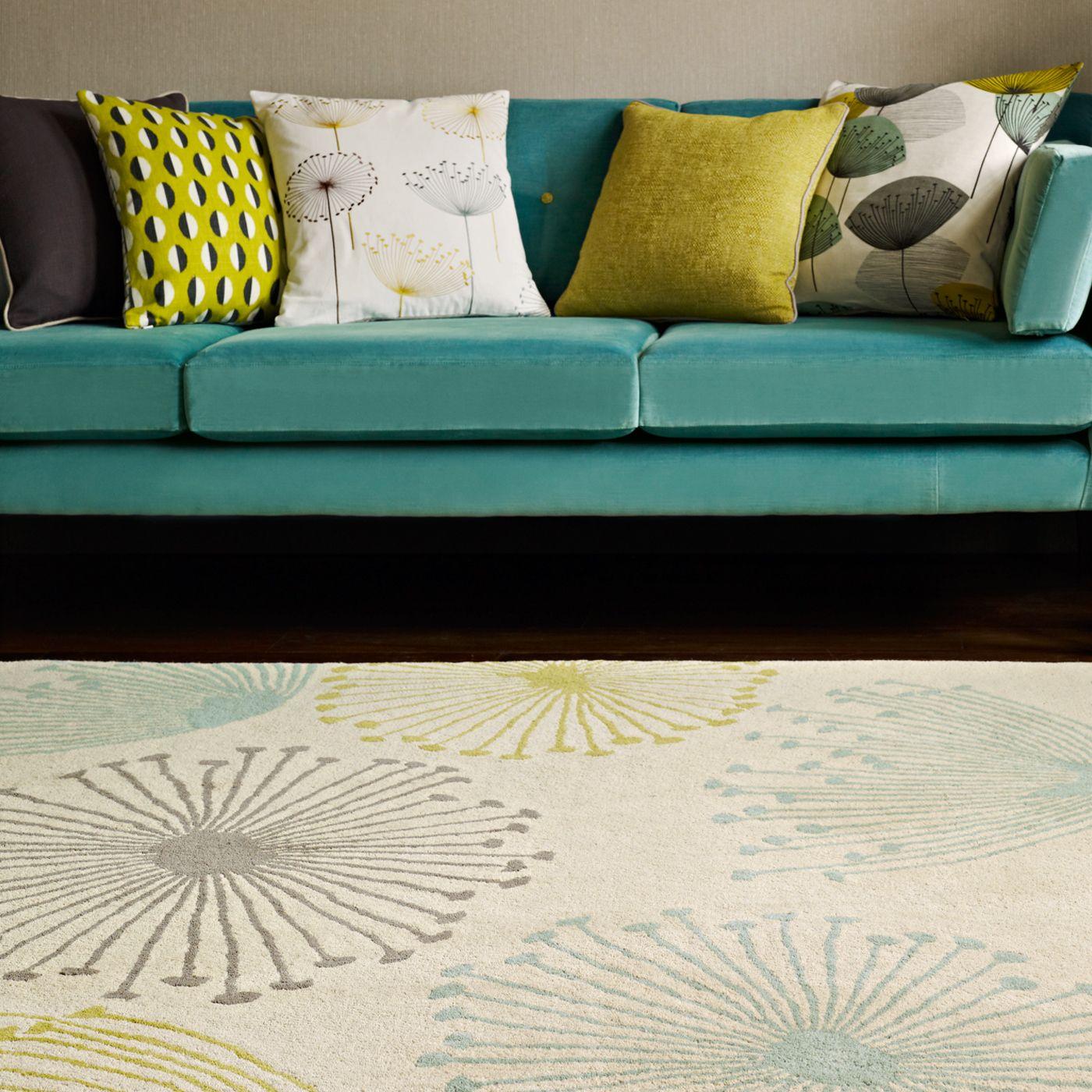Dandelion Rug By Sanderson Furniture