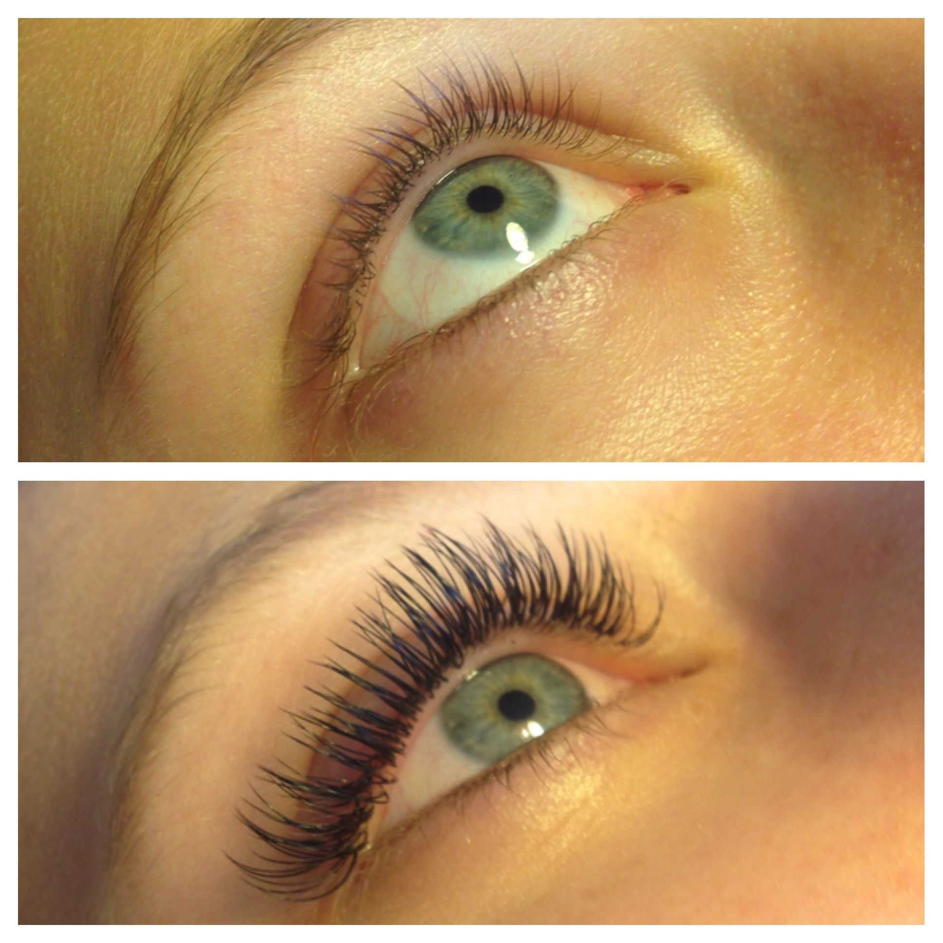 This Weeks Lash Artist Is Brittany Wallins With Lashes By B Located