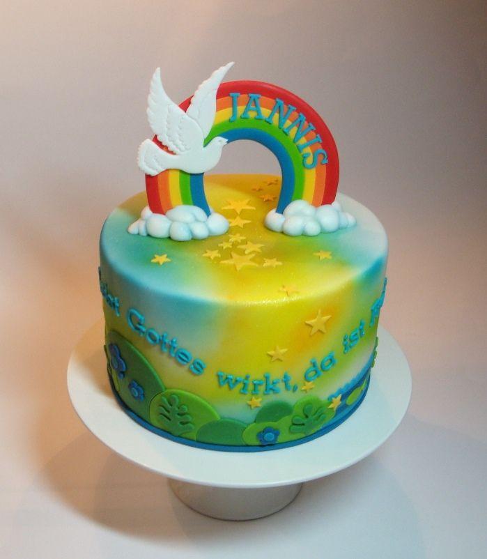 Torte Zur Konfirmation Von Ingwerherz Cake For Christening Confirmation Or Communion Kommunion Torte Torte Konfirmation Kuchen Ideen