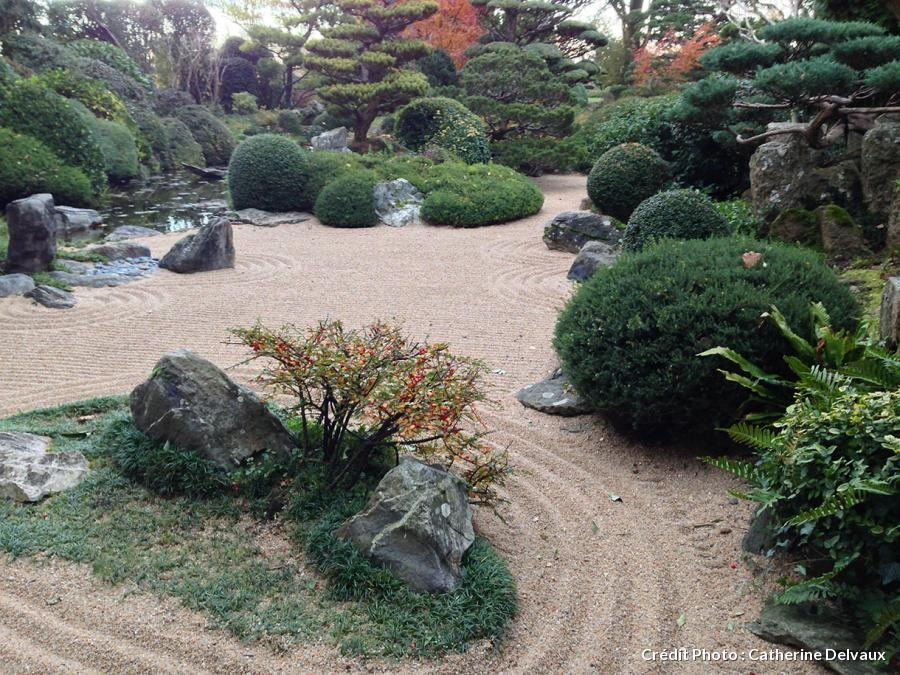 Le Jardin Zen D Erik Borja Un Modele En Son Genre Beaux Jardins
