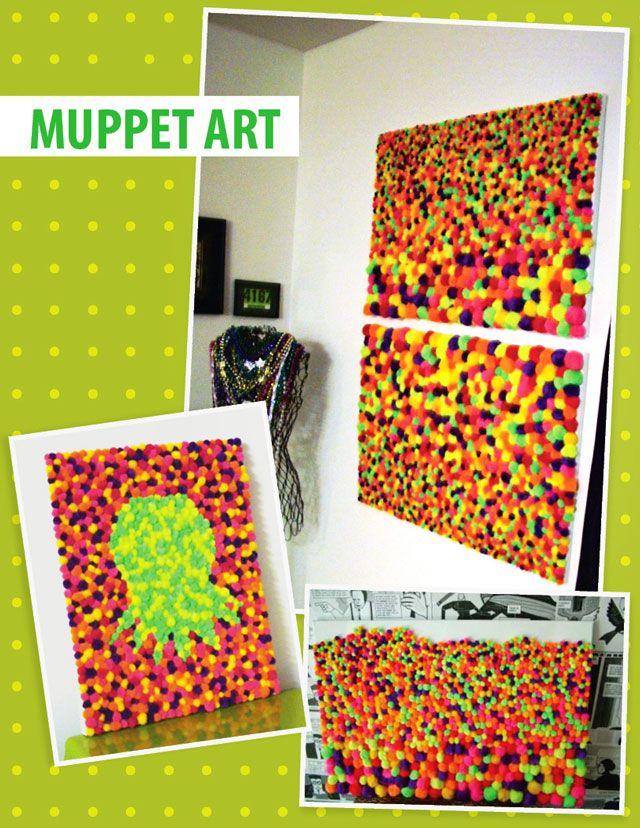 puffball art!