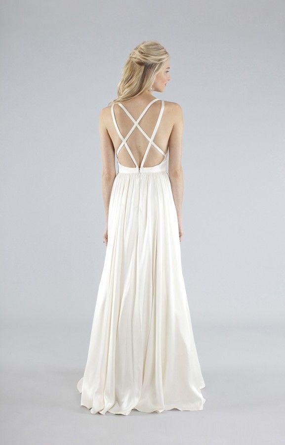 Designer Wedding Dress Gallery: Nicole Miller   Vestidos novia ...