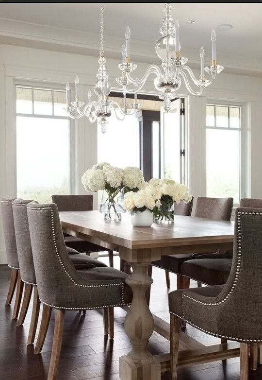 Classy Home Decor Ideas For Dining Room French style, Classy and