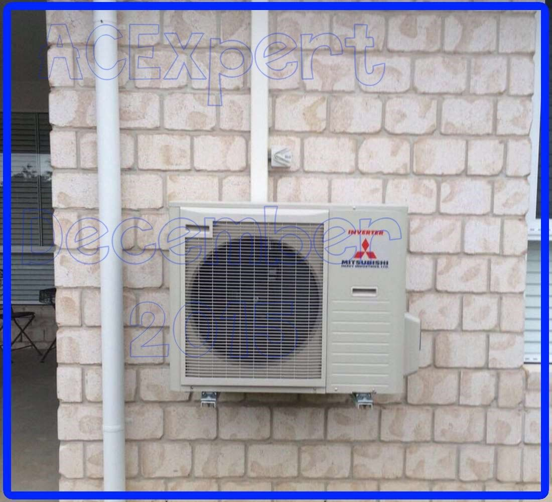 7kW srk71zmas installed in marsden 2015 Air conditioning