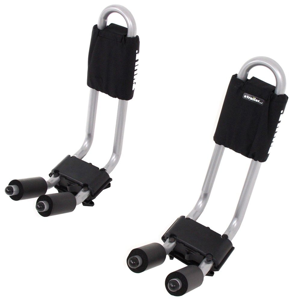 Thule Hull A Port Kayak Carrier W Tie Downs J Style Fixed Side Loading Thule Watersport Carrie Kayaking Hull Thule