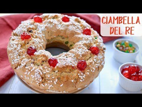 Ciambella del re ricetta facile fatto in casa da for Torta di mele e yogurt fatto in casa da benedetta