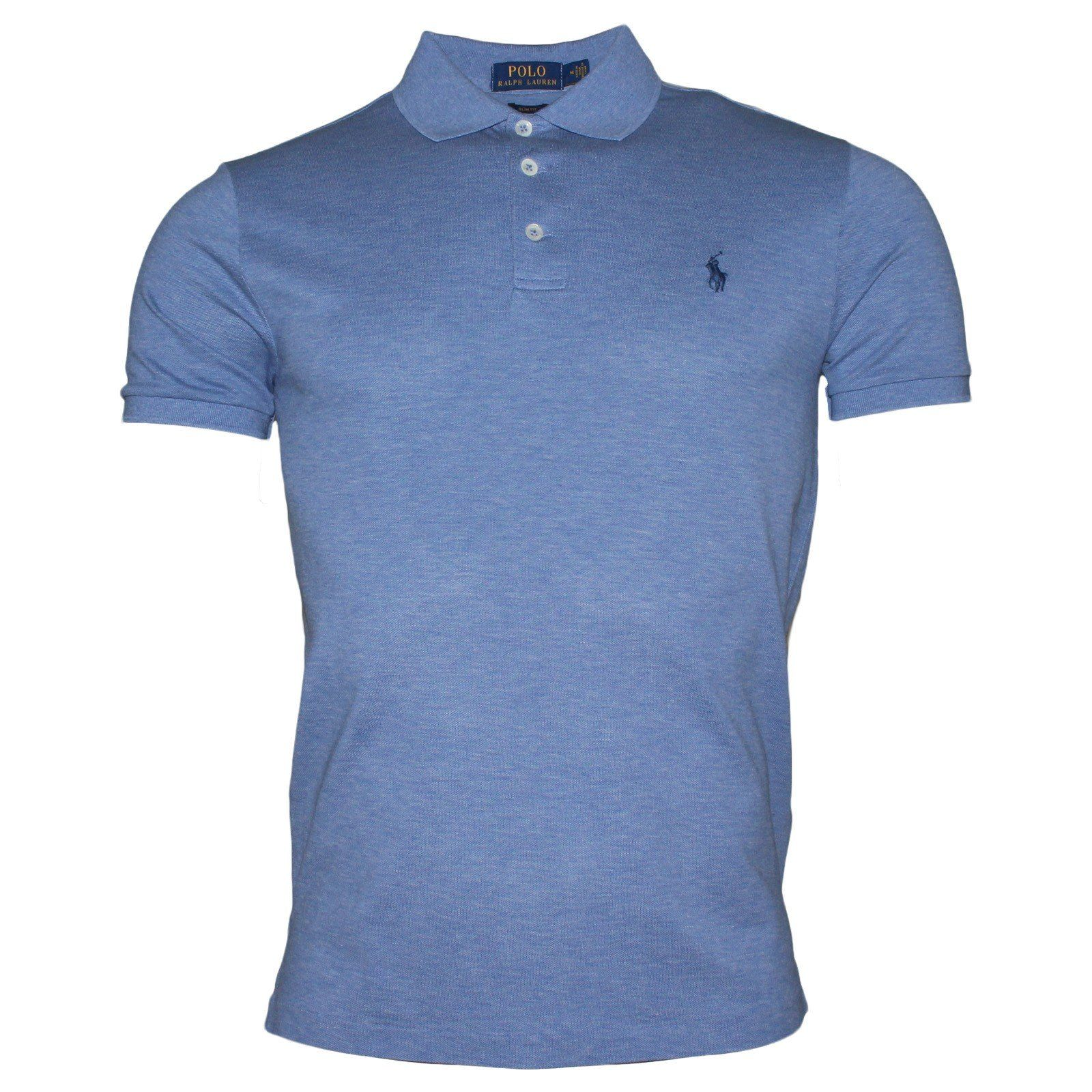 28be5740 Polo Ralph Lauren Weathered Slim Fit Polo Shirt available to buy at ...