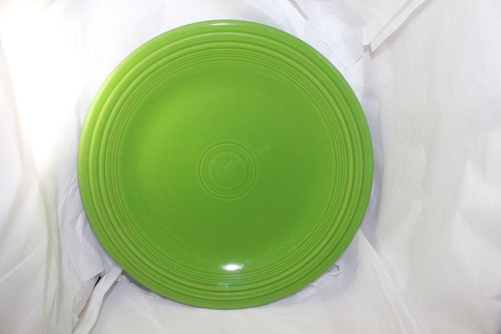 Fiestaware *Shamrock* Dinner plate 10.5u0027 diameter HLC Lead free & Fiestaware *Shamrock* Dinner plate 10.5u0027 diameter HLC Lead free ...