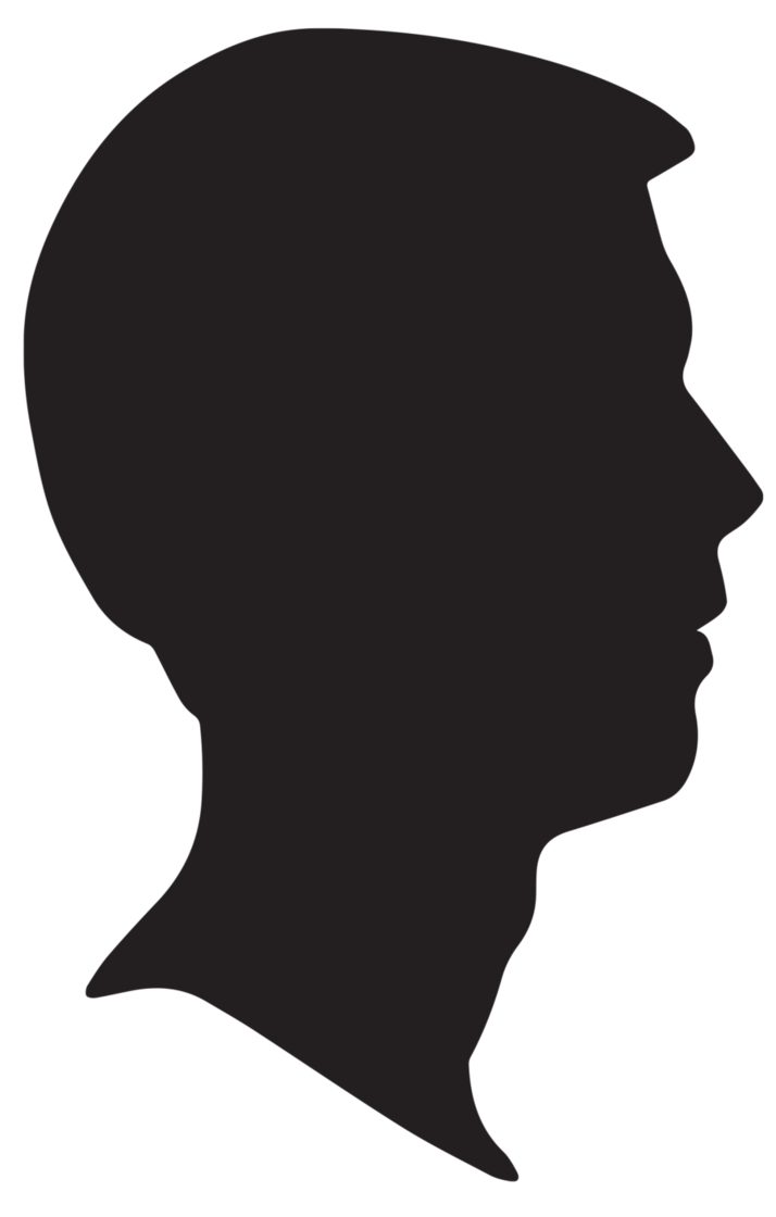 Male Silhouette Profile by snicklefritz-stock on ...