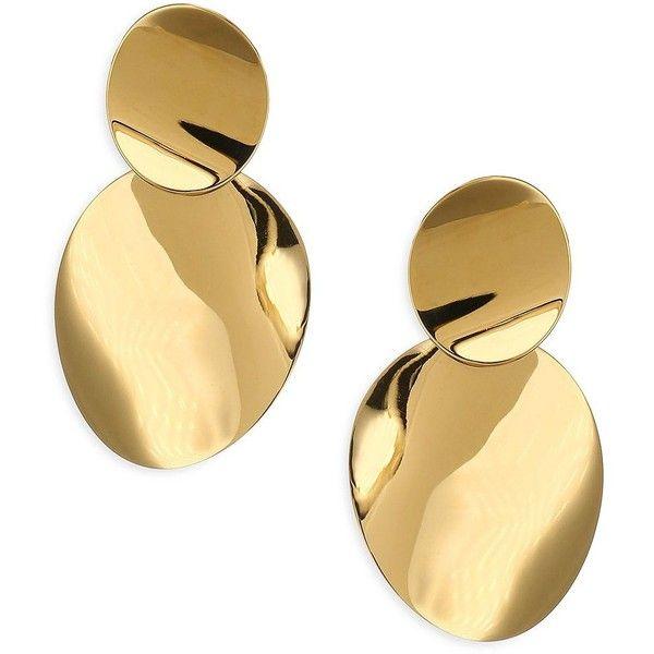 Kate Spade New York Gold Standard Double Drop Earrings 78