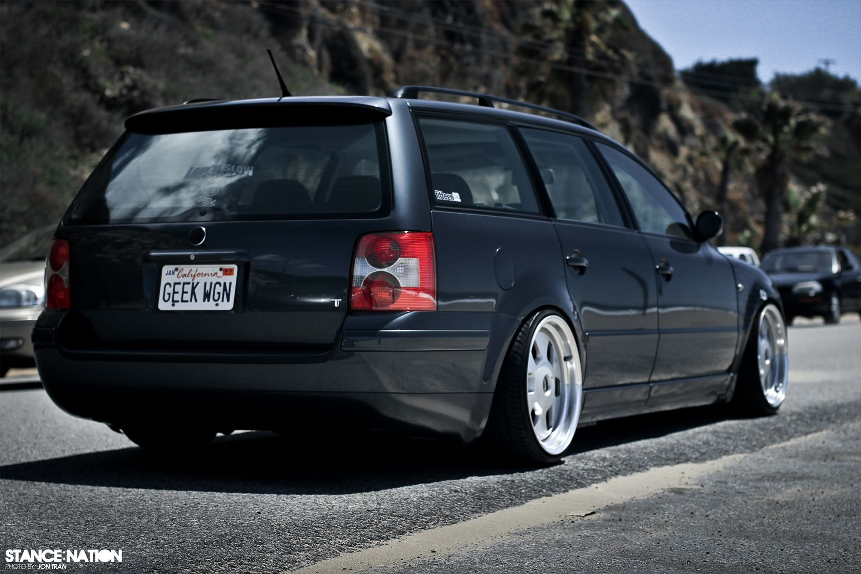 All Types passat 2000 : Passat Wagon Lowered | Absolutely love the way this wagon sits ...