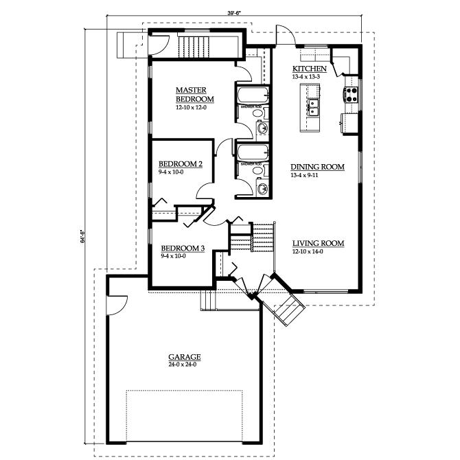Main Floor Plan Home Plans Rtm Custom Built Floor Plans House Plans Custom Build