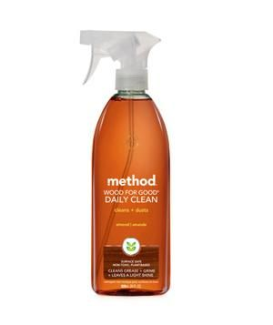 The Best Surface Spray Cleaners Method Cleaning Products Daily Cleaning Wood Cleaner