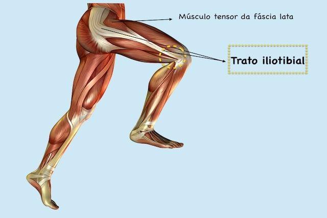 Como tratar a Dor na lateral do joelho | Joelho, Síndrome da