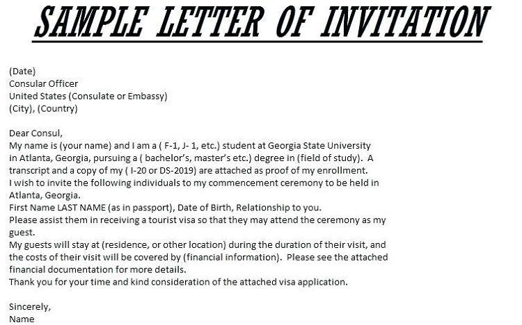 Japanese Birthday Invitation Letter Format Lettering