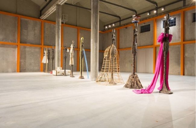 Our favourite fashion installations at Milan Design Week 2016 - Vogue Living
