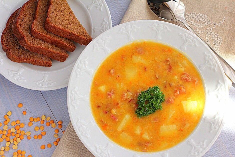 как приготовить суп с горохом пошагово