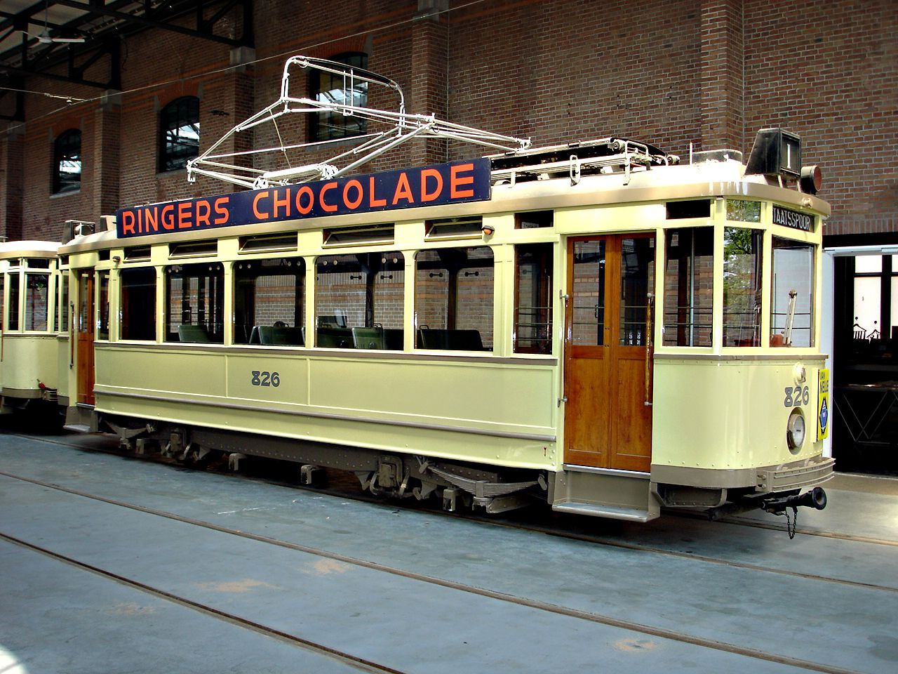 oude trams amsterdam - Google zoeken