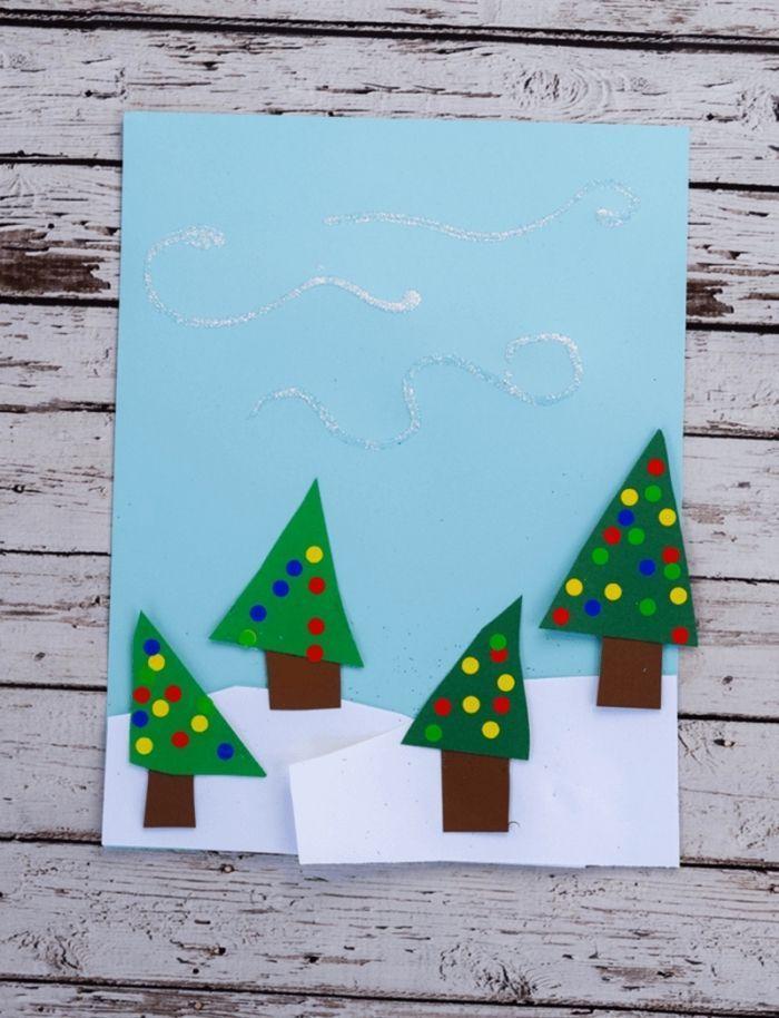 ▷ 1001 + tutos et modèles de carte de Noël à fabriquer #cadeaunoelfaitmaine... - hairstyles #cadeaunoelfaitmaine #carte #fabriquer #hairstyles #modèles #Noël #tutos #cadeaunoelfaitmainenfant
