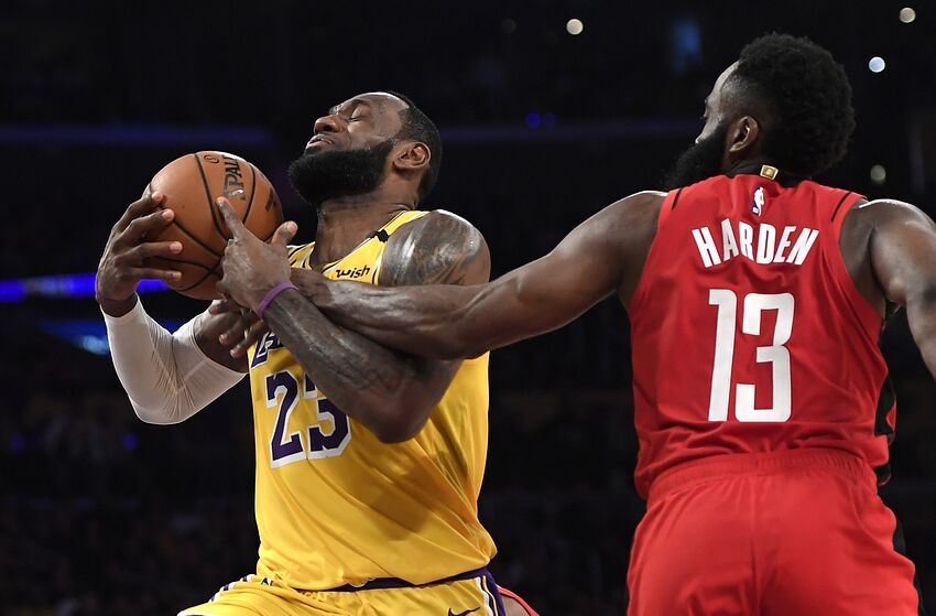 Los Angeles Lakers 4 Lessons From The Loss To The Houston Rockets In 2020 Los Angeles Lakers Houston Rockets Lakers