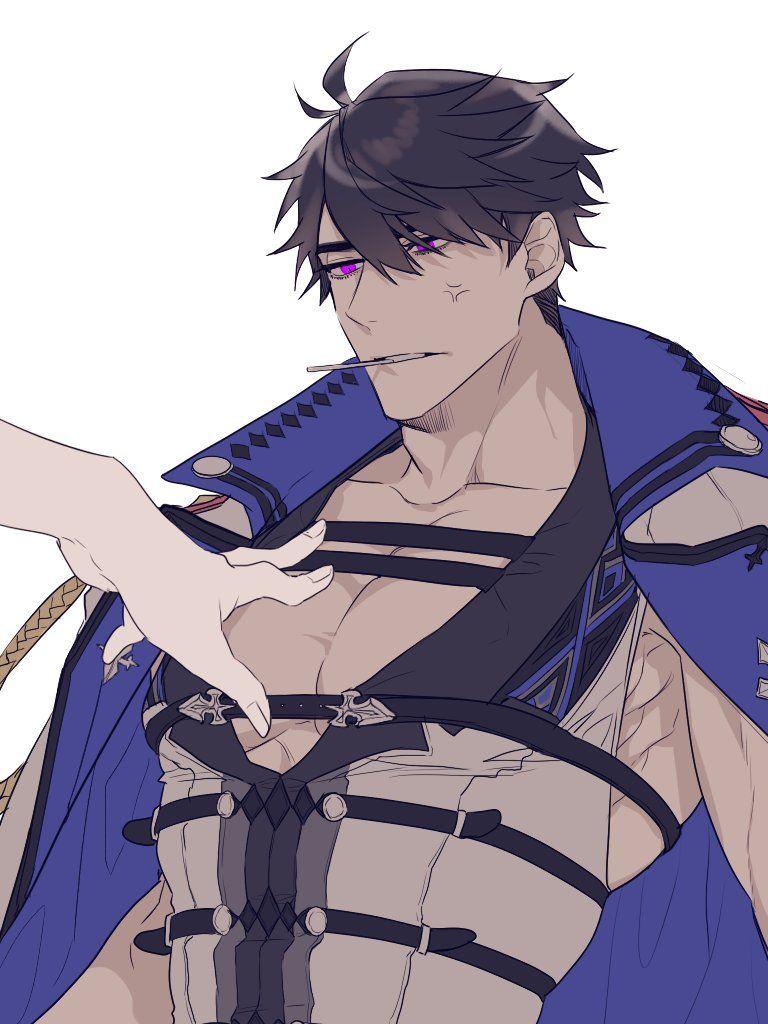 3 Twitter Anime Handsome Anime Guys Handsome Anime