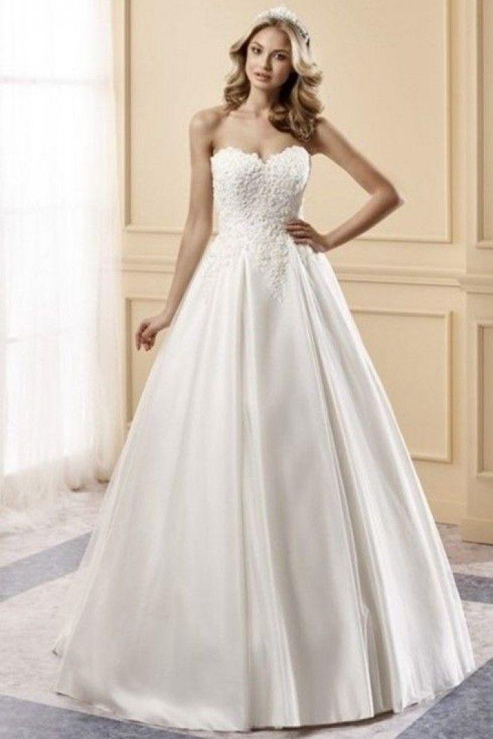 b9d56ab1aabc MONET abito de sposa stile principessa online