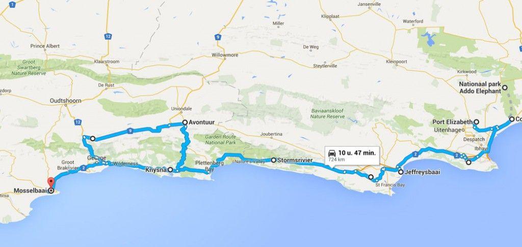 Travel Garden Route Zuid Afrika De Mooiste Road Trip Route