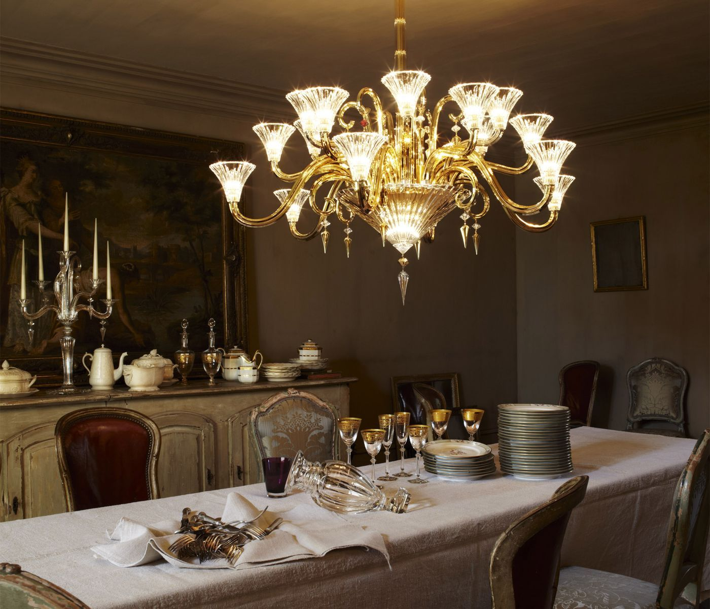 Baccarat – Mille Nuits. Chandelier