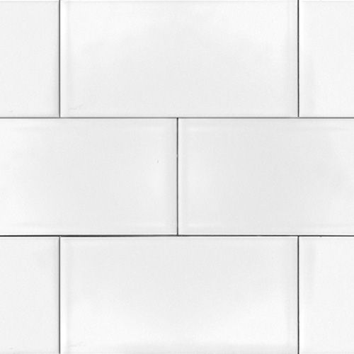 Sarahu0027s Bath Soaking Tub Surround White Subway Tile with Grey Grout Tile:  IC 100 Ultra