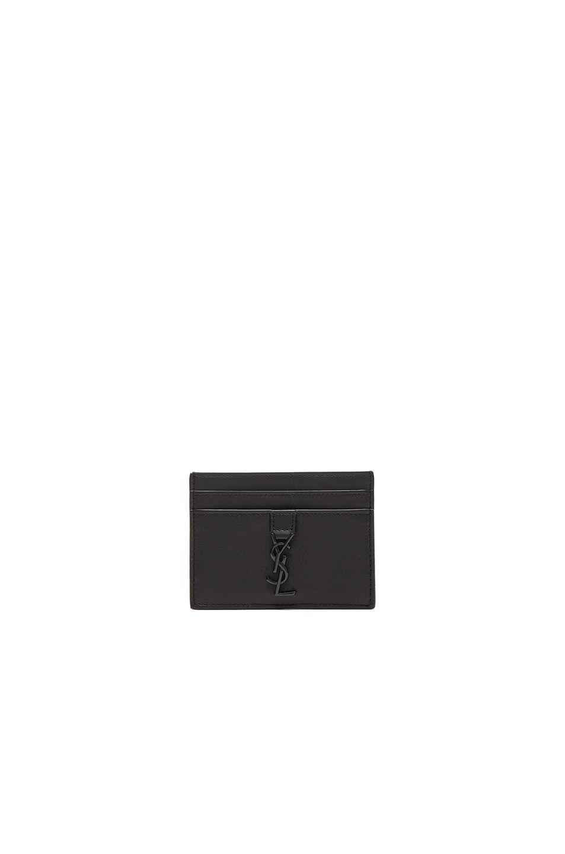 SAINT LAURENT Ysl Card Holder. #saintlaurent #bags #leather #accessories…