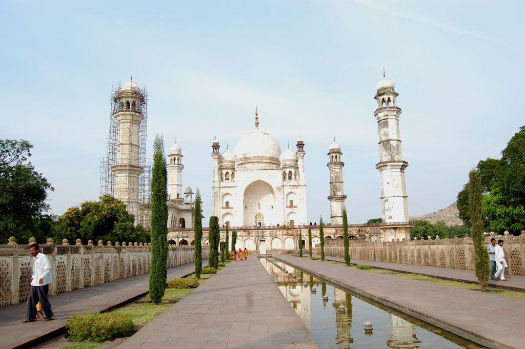 Bibi Ka Maqbara In Hyderabad Aurangabad Taj Mahal Bibi
