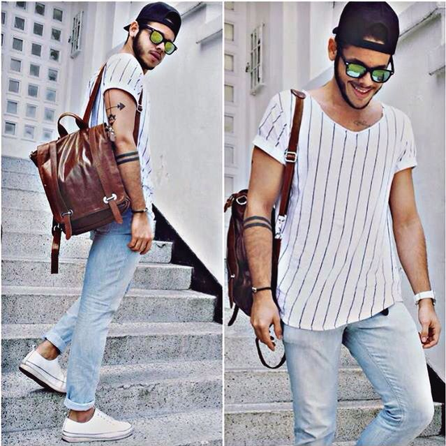 ✨Black lines✨  BLRstyle  latino  models  malemodel  menswear  blogger b247c3e2322